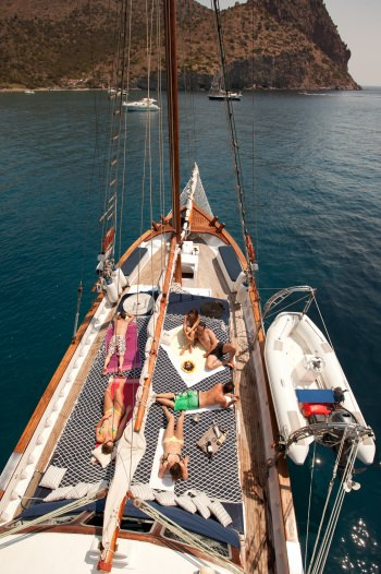 Yacht ELEFTHERIA - 13