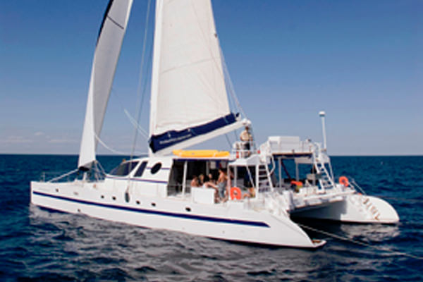 Charter with DREAM 82' on compassyachtcharters.com