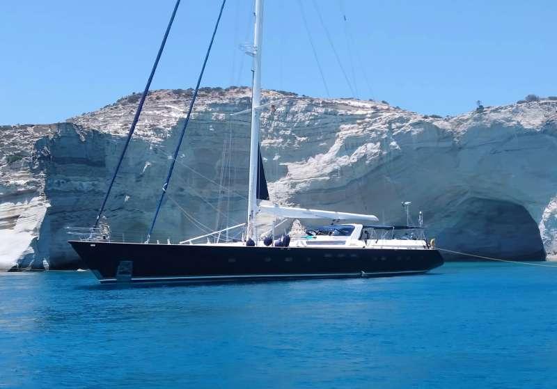 Yacht AMADEUS