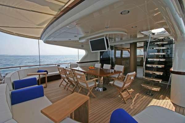 Yacht GETAWAY - 10