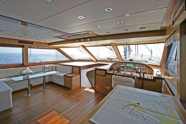 Yacht GETAWAY - 13
