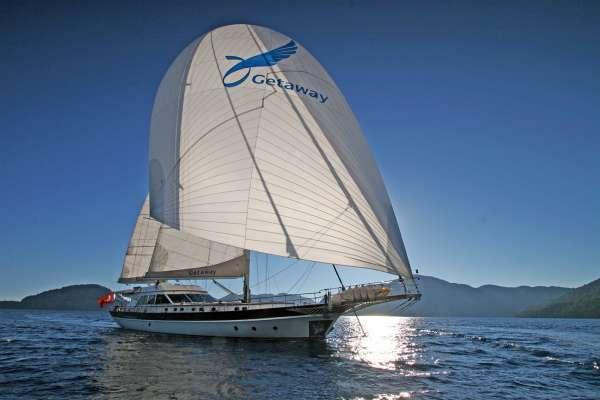 Yacht GETAWAY 2