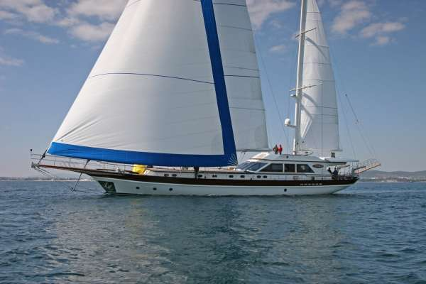 Yacht GETAWAY 3