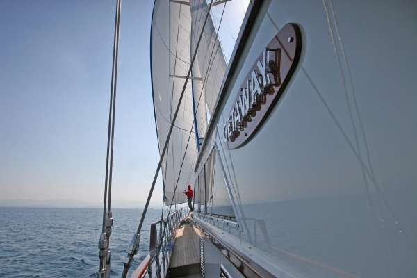 Yacht GETAWAY - 5