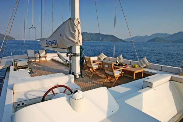 Yacht GETAWAY - 8