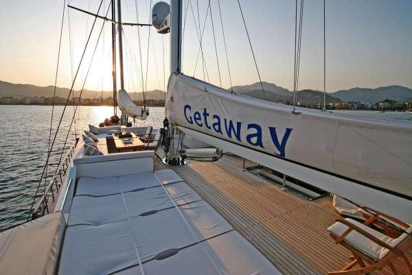 Yacht GETAWAY - 9