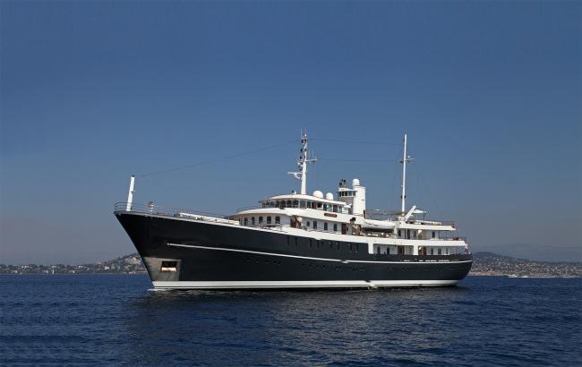 Imbarcazione SHERAKHAN