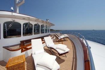 Yacht SHERAKHAN - 11