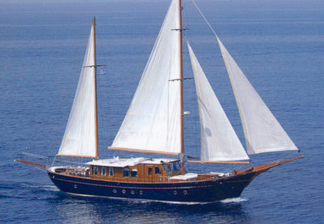 Yacht LIANA H