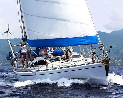 Scorpio Crewed Sailing Yacht Charter