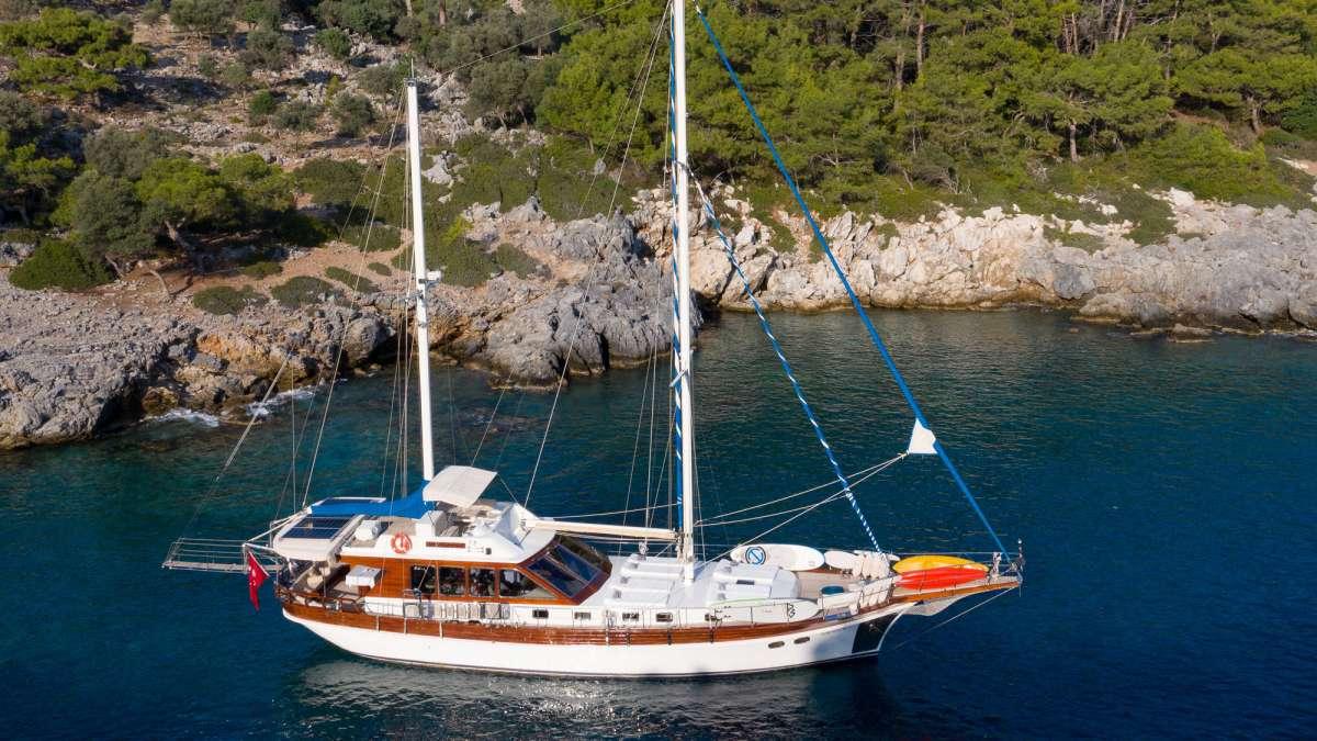 Yacht SERENITY 70