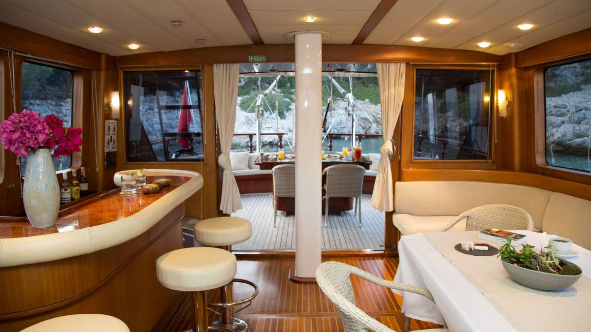 Yacht SERENITY 70 - 11