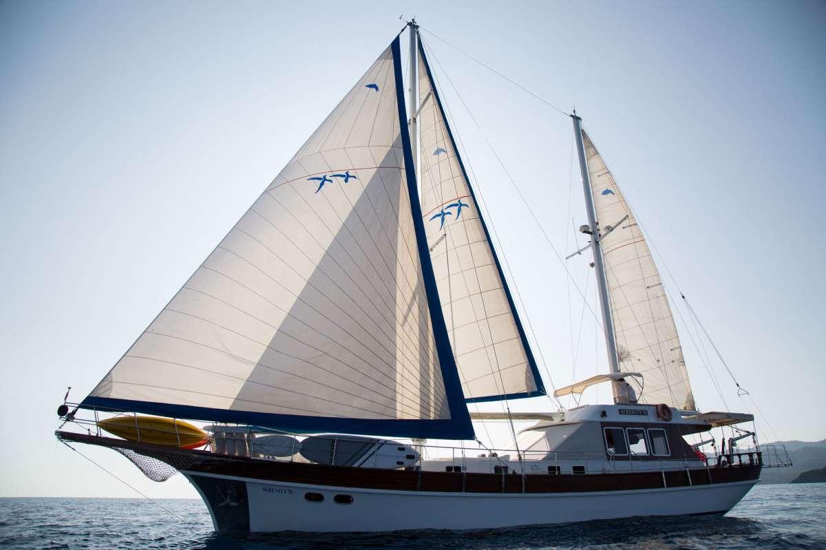 Yacht SERENITY 70 3