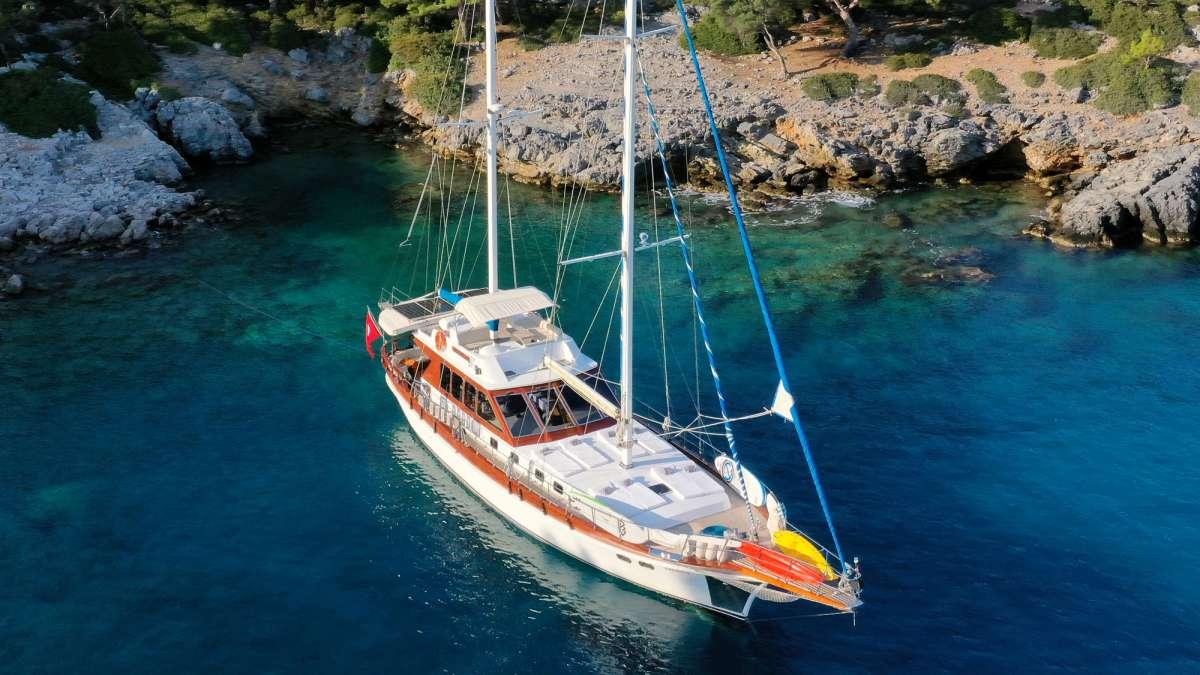 Yacht SERENITY 70 - 4