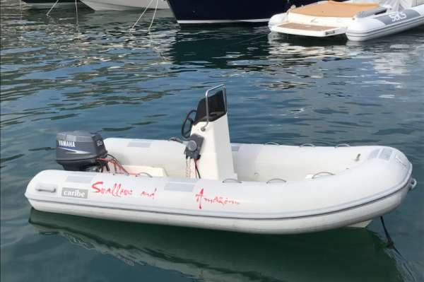 Yacht SWALLOWS & AMAZONS - 12