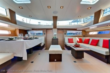 Yacht SWALLOWS & AMAZONS 2