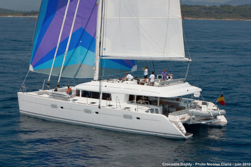 Charter with CROCODILE DADDY on compassyachtcharters.com