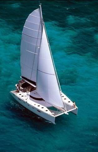 Yacht MATA FENUA