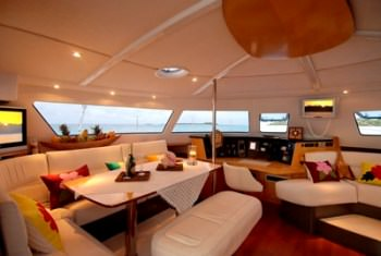 Yacht MATA FENUA 3