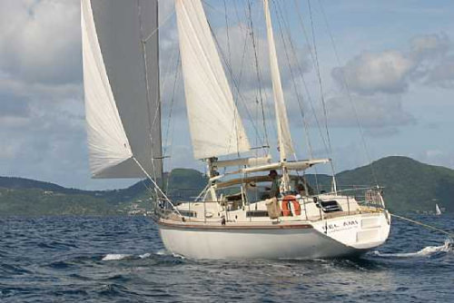 Charter with BEL AMI on compassyachtcharters.com