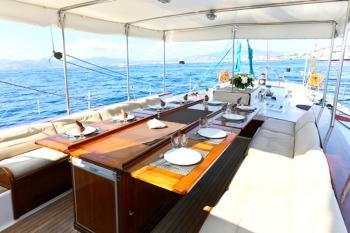 Yacht DAME DES TROPIQUES - 10
