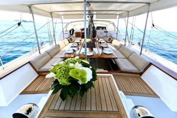 Yacht DAME DES TROPIQUES - 11