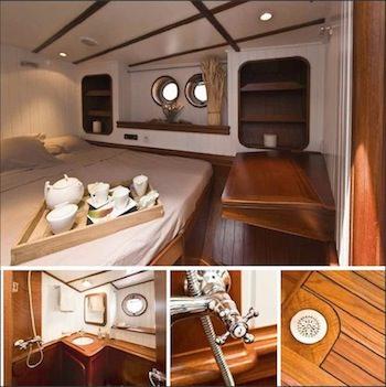 Yacht DAME DES TROPIQUES - 14