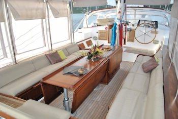 Yacht DAME DES TROPIQUES - 17