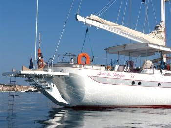 Yacht DAME DES TROPIQUES - 19