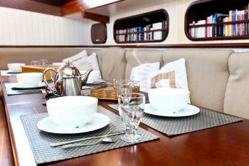 Yacht DAME DES TROPIQUES - 5
