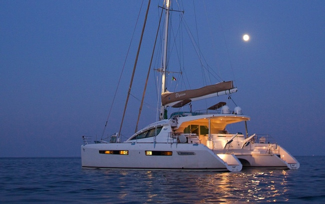 Yacht ELYSIUM