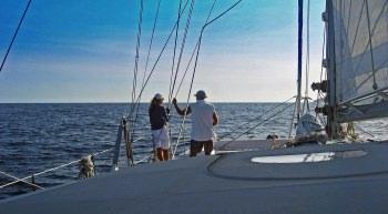 AKKA Under Sail