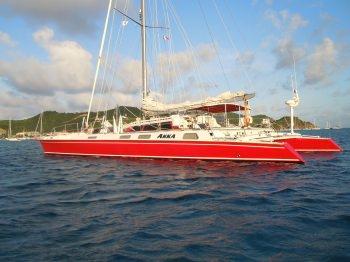 AKKA Performance catamaran Akka