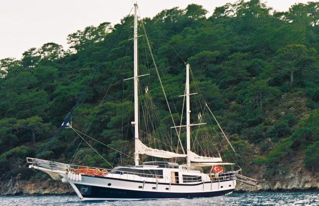 Imbarcazione ESMA SULTAN II