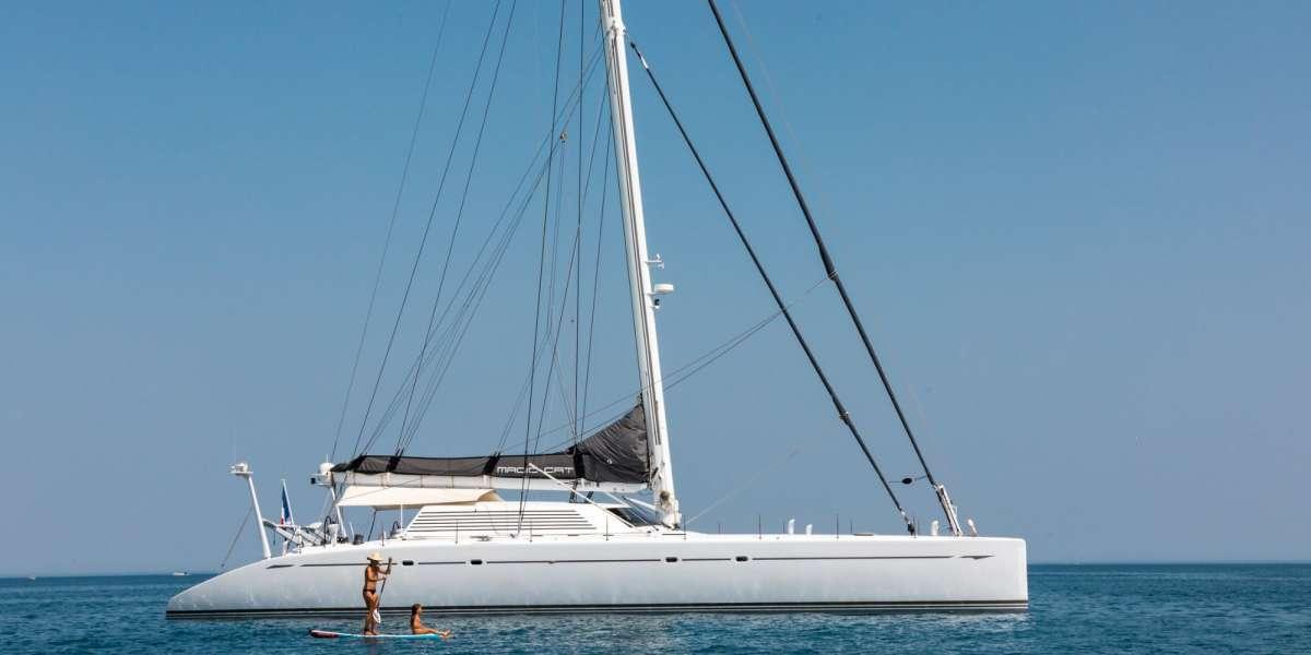 Yacht MAGIC CAT - 12