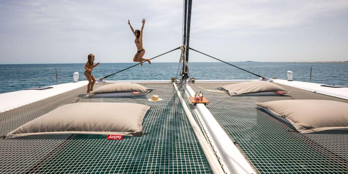 Yacht MAGIC CAT - 17