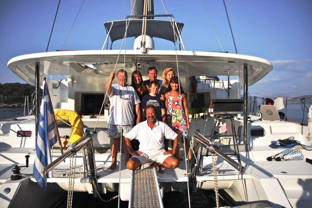 Yacht OKEANOS - 11