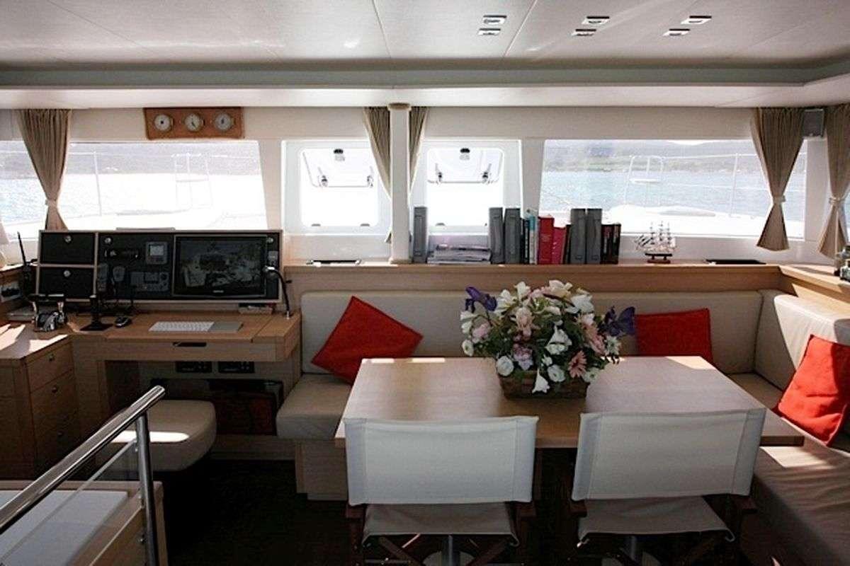 Yacht OKEANOS - 4