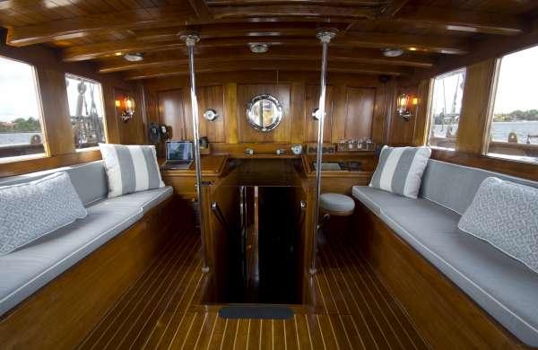 Yacht EROS - 5