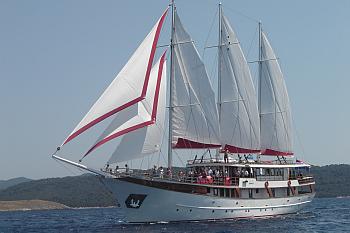 Yacht BARBARA - 11