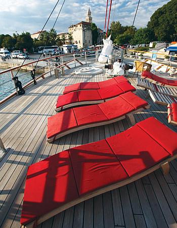Yacht BARBARA - 12