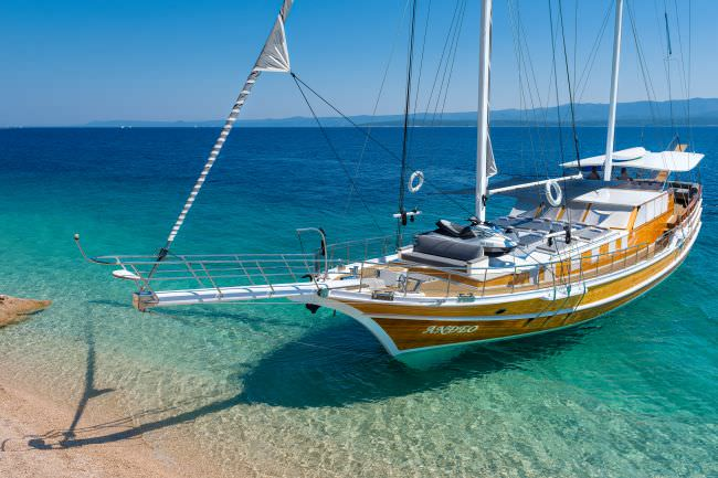 Yacht ANDJEO