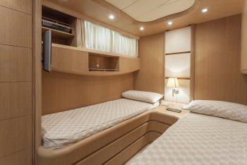 SANDS Twin cabin