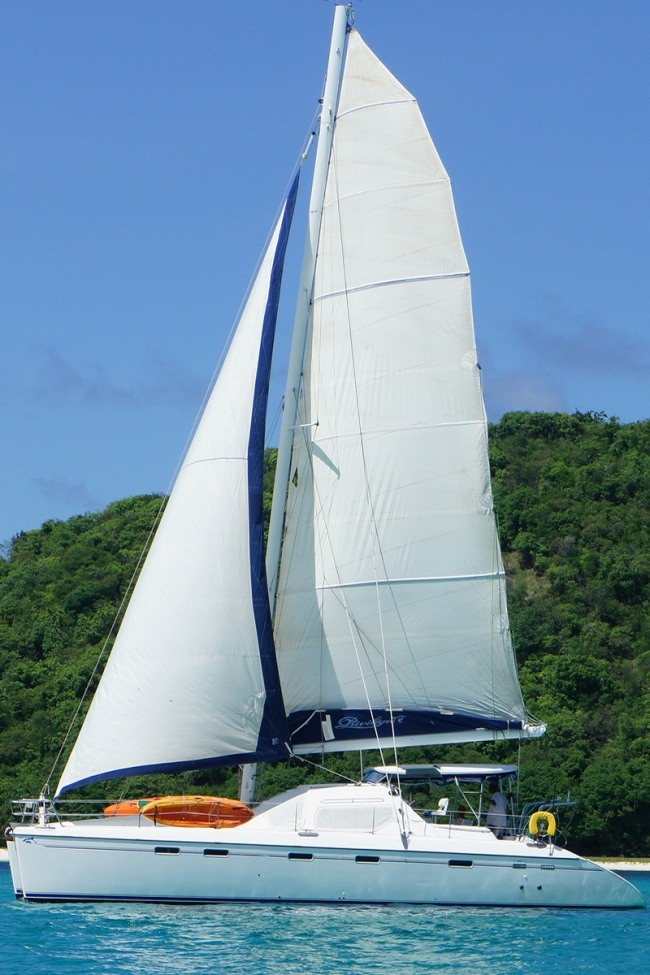 Imbarcazione BYZANCE