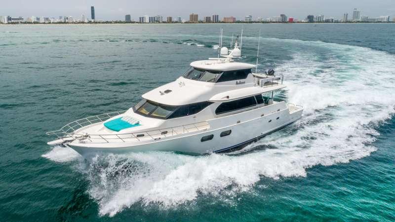 Yacht ANDIAMO
