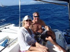 Yacht Miss Kitty customer review image