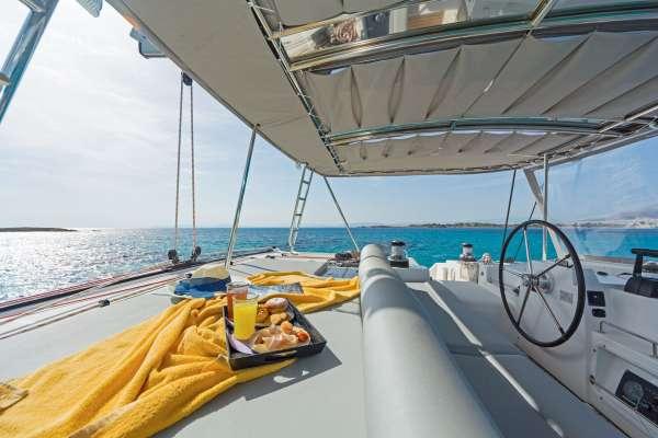 Yacht MYSTIQUE - 10