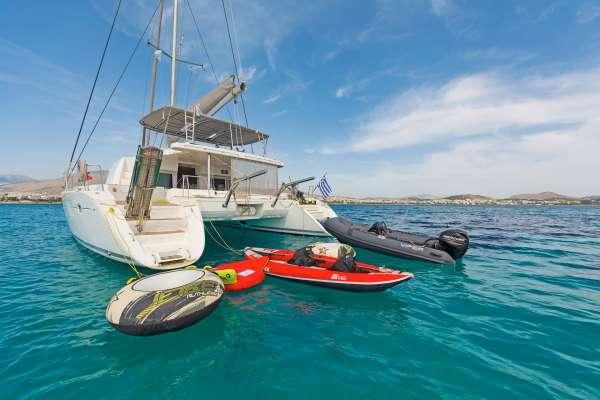Yacht MYSTIQUE - 16