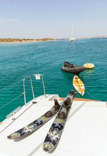 Yacht MYSTIQUE - 18