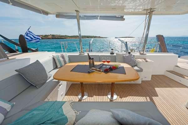 Yacht MYSTIQUE - 8